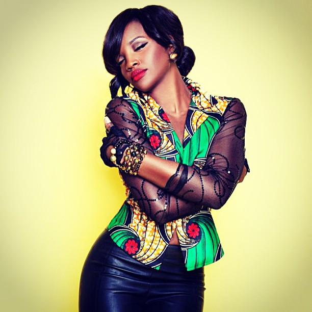 This Day Newspaper Interviews Seyi Shay; Read Excerpts