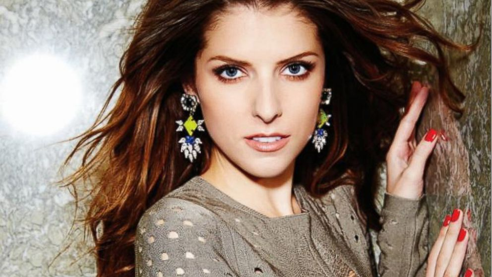 Anna Kendrick Talks Prince Charming In FASHION Magazine's February 2015 Issue