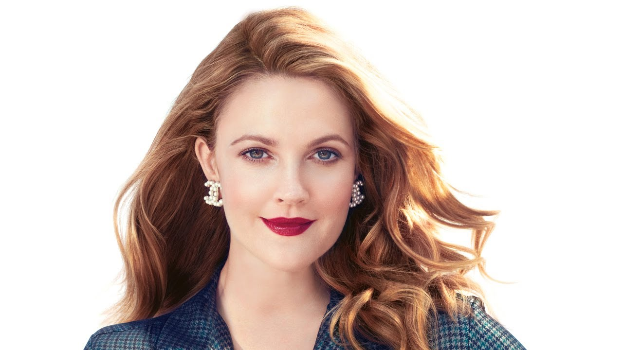 """""""You have to earn everything in life""""- Drew Barrymore For More Magazine"""