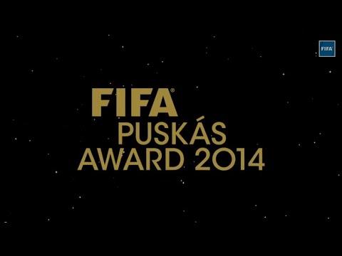 The 2014 Fifa Pukas Award Nominees