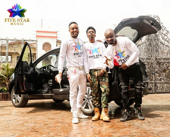 Skiibii Ft Kcee – Stay With Me (New song/Video)