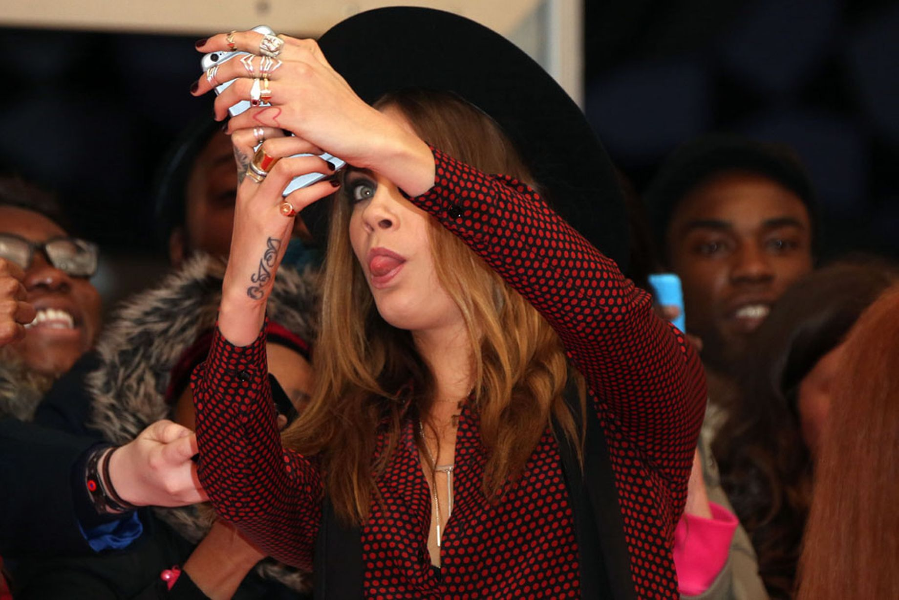 Check Out The Complete Winners List From The 2015 BRIT Awards