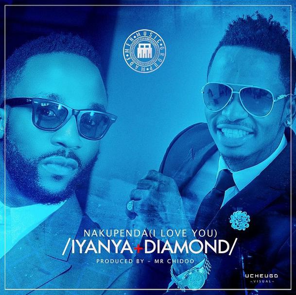 Iyanya & Diamond – Nakupenda ( I Love You)