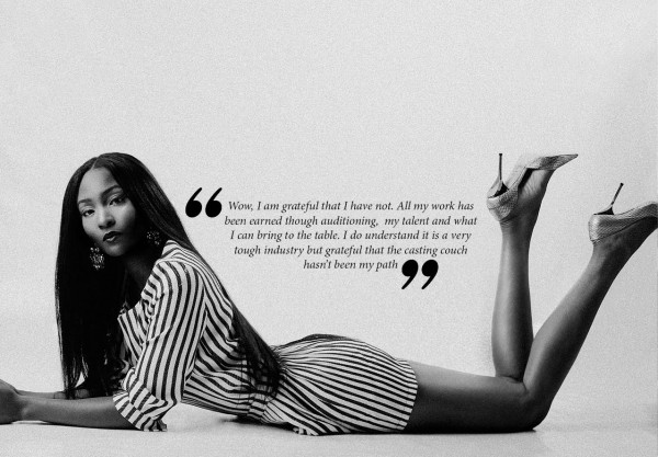 """""""I Had Low Self-Esteem When I Was Younger.""""- Osas Ighodaro For Made Magazine"""