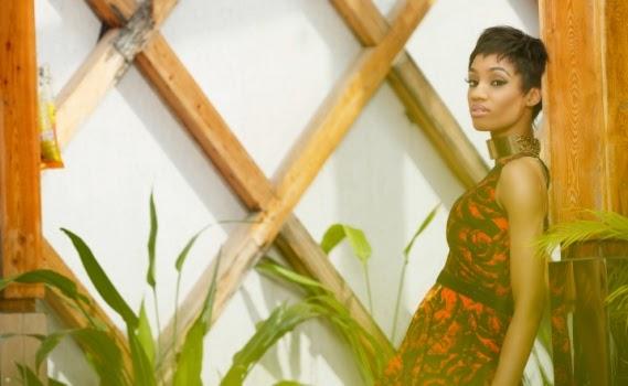 Mavin Records Artist, Di'Ja For Guardian Life Magazine