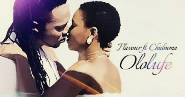 Ololufe- Flavour Ft Chidinma (Video)
