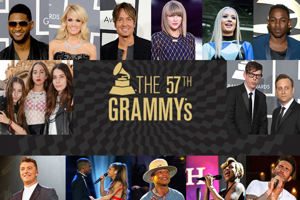 Check Out Some Of The Most Awesome Moments At Last Night's Grammy Awards