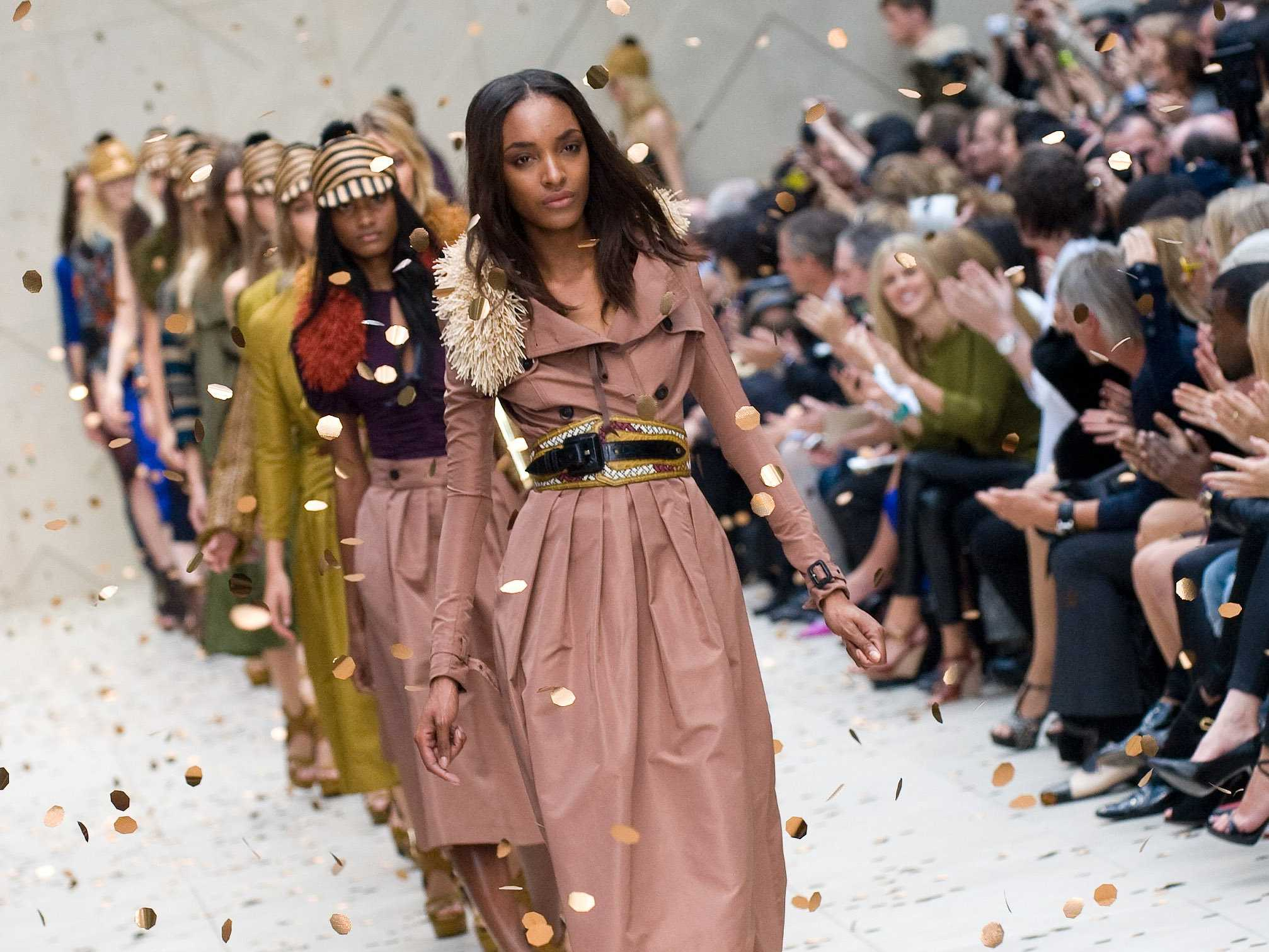 Check Out Some Of The Fashion Trends That You Can Rip Off The NYFW Runway