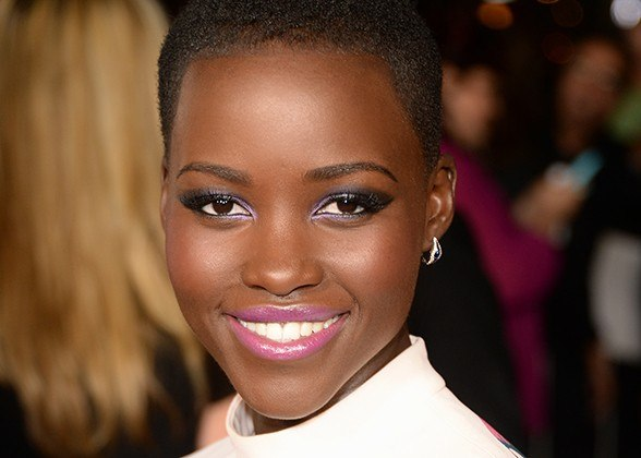 Lupita Nyongo Is Lucky Magazine's March Cover Girl