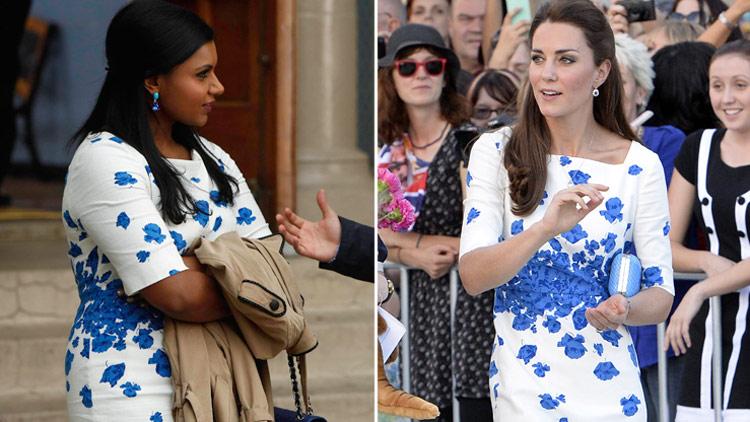 Who Wore It Best Uzo Aduba, Mindy Kaling Or The Duchess Of Cambridge