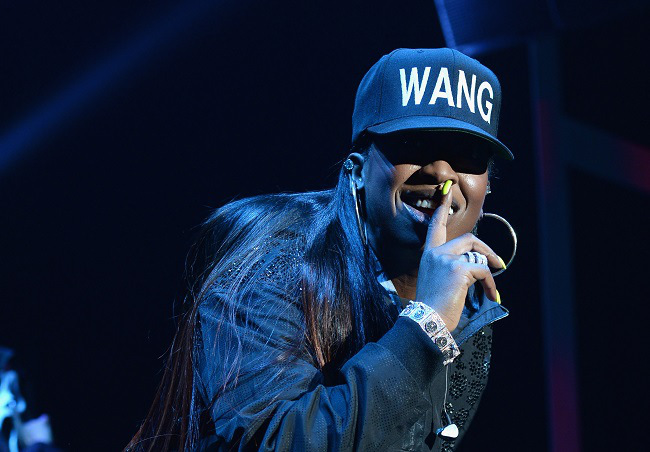 Missy Elliott Is Back In The Studio With Timbaland!