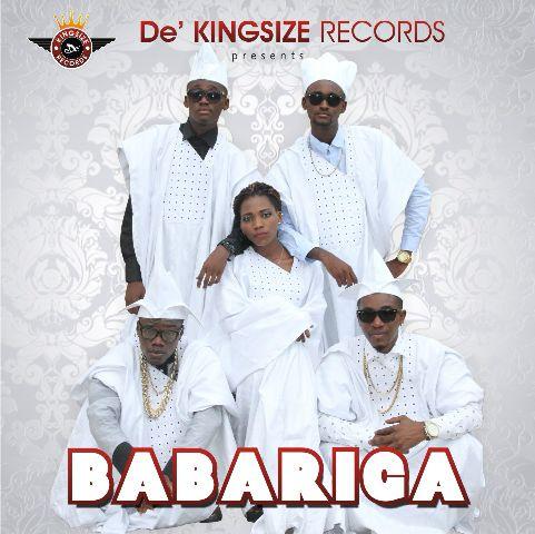 "NEW MUSIC: ""Babariga"" by KingSize AllStars"