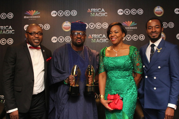 #AMVCA2015 In Pictures