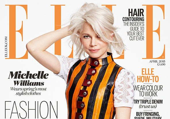 """""""I'm Trying To Do Two Things At Once……. So That Leaves Me Feeling Pretty Exhausted""""- Michelle Williams For ELLE UK"""