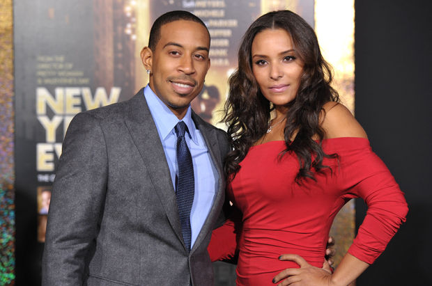 Ludacris And His Wife Eudoxie Agnan Are Expecting Their First Child Together