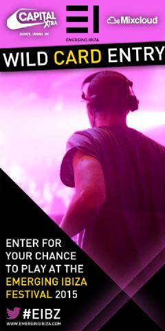 DJ Lo (@Sensei_Lo) Enters the Capital XTRA wildcard competition: Emerging Ibiza 2015