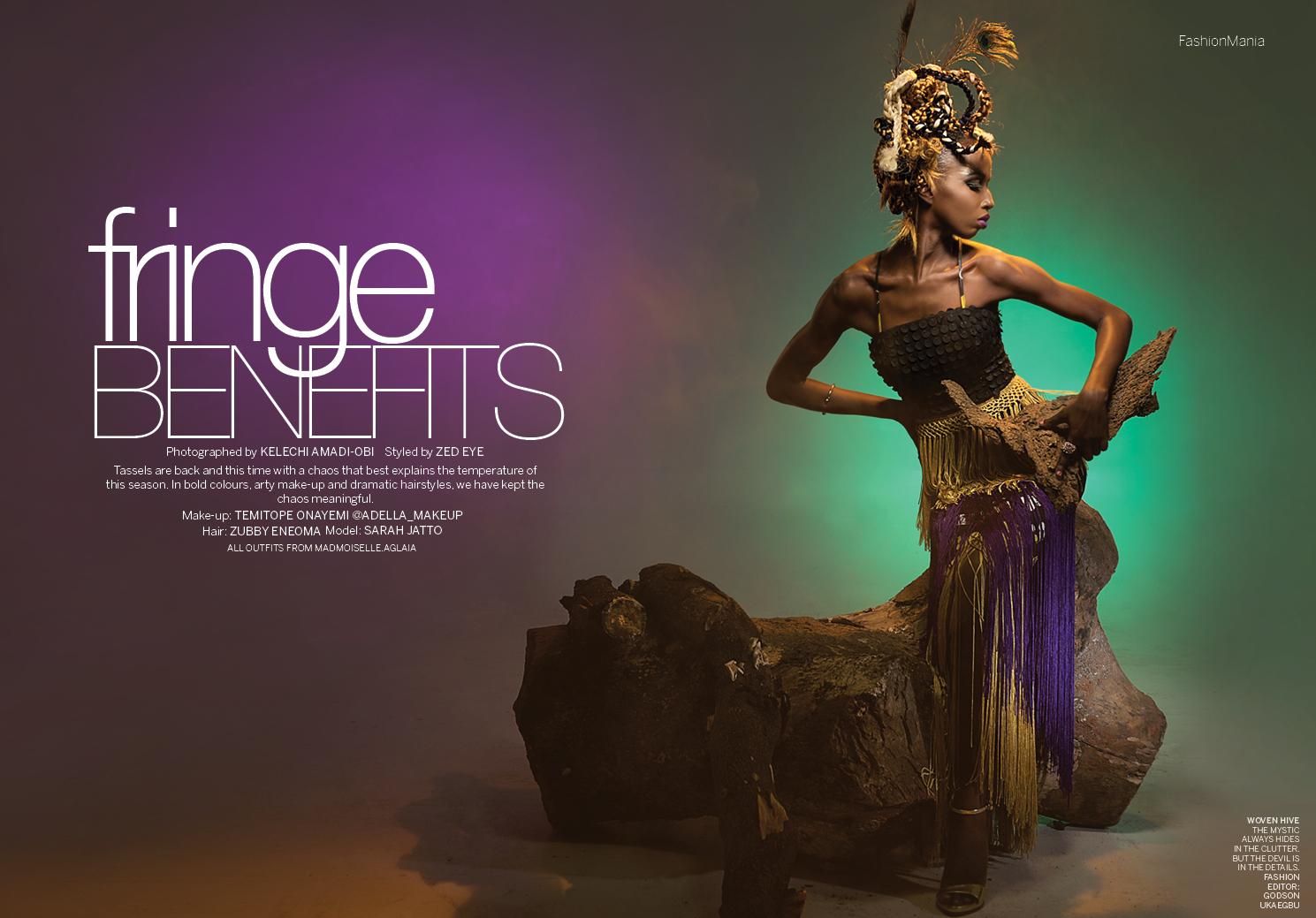 Mania Magazine: The Age Issue