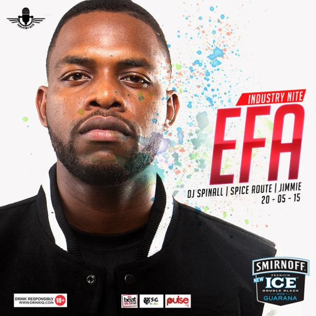 Industry Nite with EFA TONIGHT at Spice Route #EFAIndustryNite