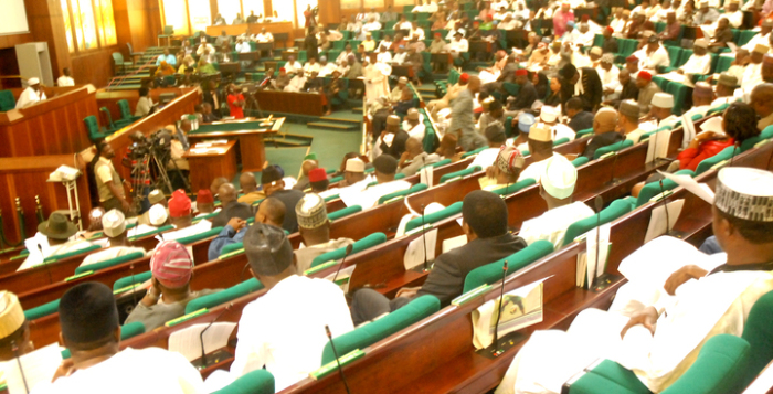 House Of Reps Sitting Disrupted As Members Engage In Free-For-All