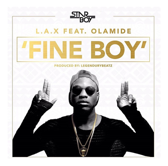 NEW MUSIC : New Video: L.A.X feat. Olamide – Fine Boy