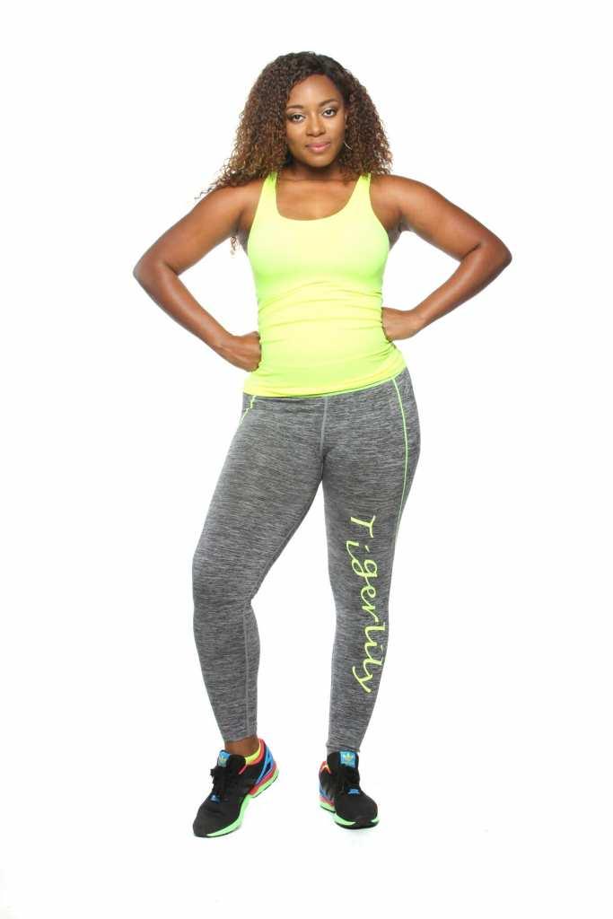 Celebrity Stylist Lilian Unachukwu Launching New Gym Gear line