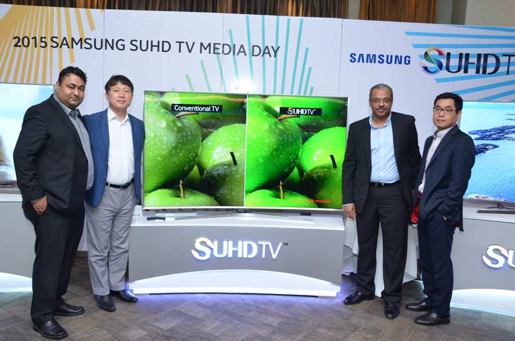 Samsung Launches The New SUHD TV