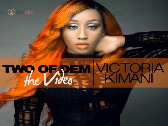 NEW VIDEO: Victoria Kimani – Two of Dem
