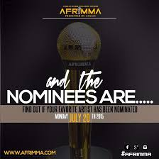 AFRIMMA 2015: See The List of Nominees
