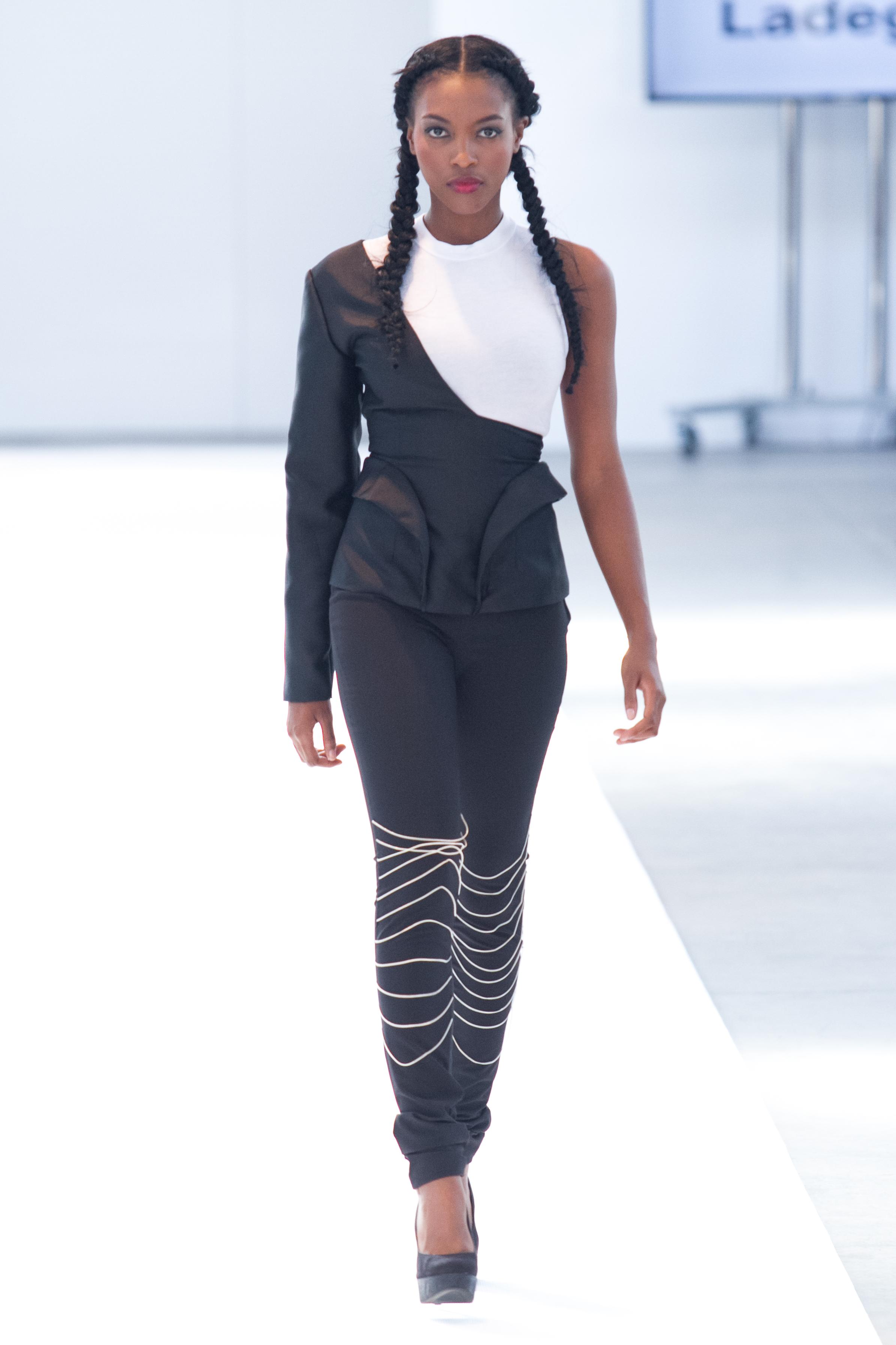 Nigerian Teenage Designer Tumisola Ladega Wins Jimmy Choo Bursary Prize