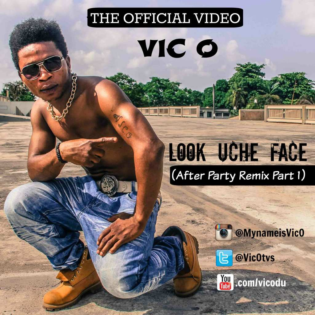 NEW VIDEO:  After Party Remix-VIC. O