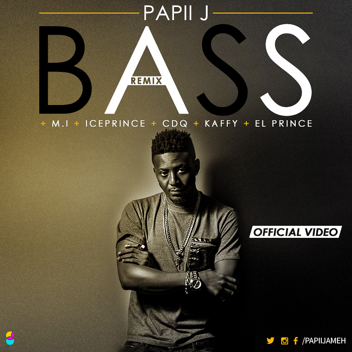 Video for the Papii J Bass Video