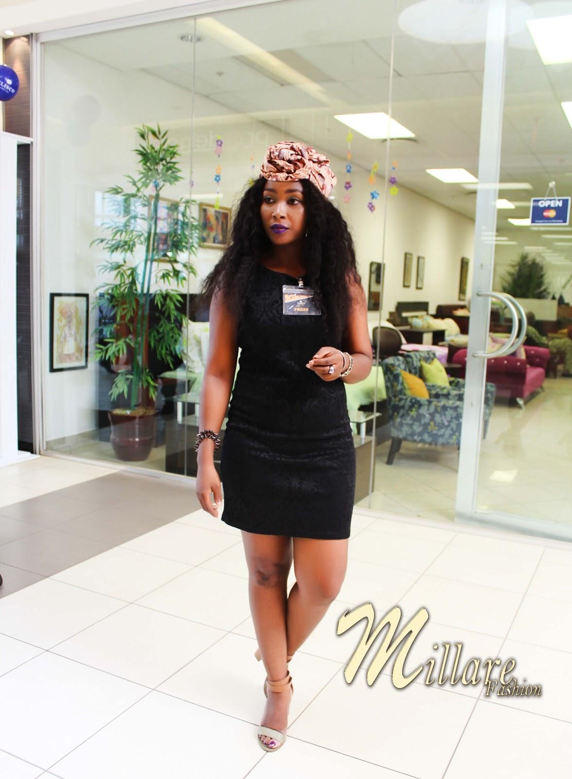 HeadWraps To The Rescue by Millicent Arebun