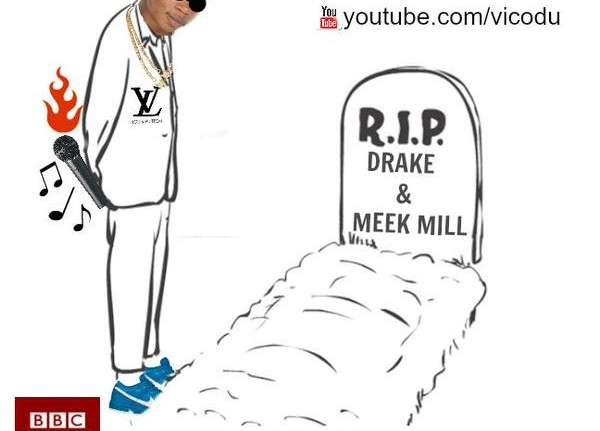 MUSIC: Vic O Destroys Drake & Meek Mill With New Beef Song