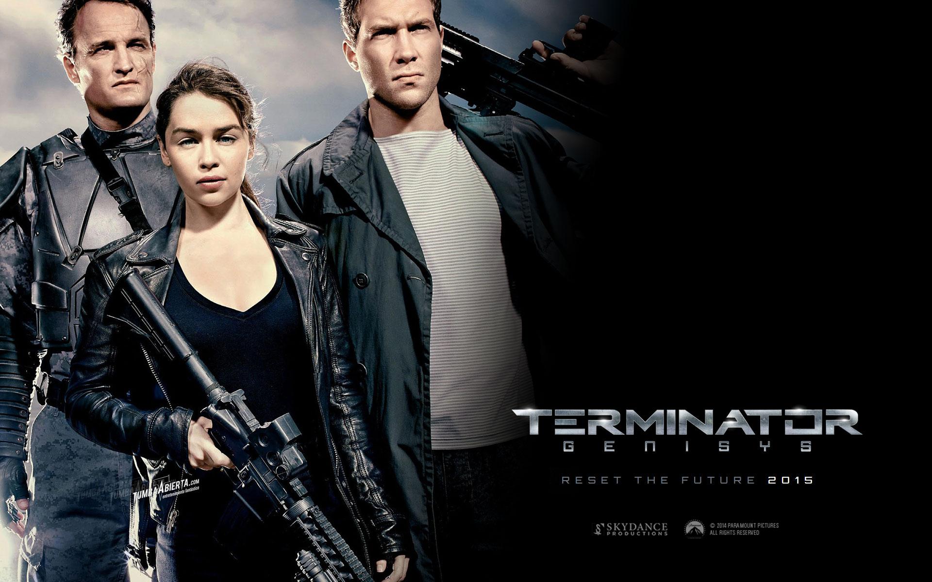At The Cinemas: TERMINATOR GENISYS