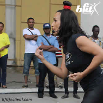 Second BFIT FITNESS FESTIVAL Holds In Lagos & Abuja