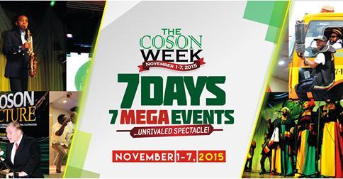 "COSON Announces Captains For ""COSON Week 2015"""