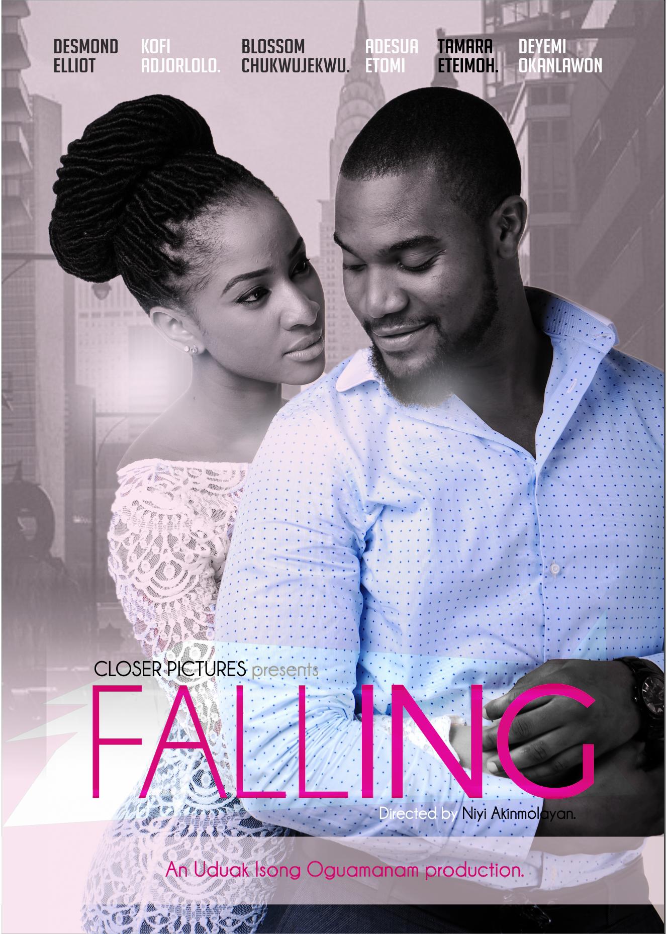 Movie Premiere: FALLING directed by Niyi Akinmolayan