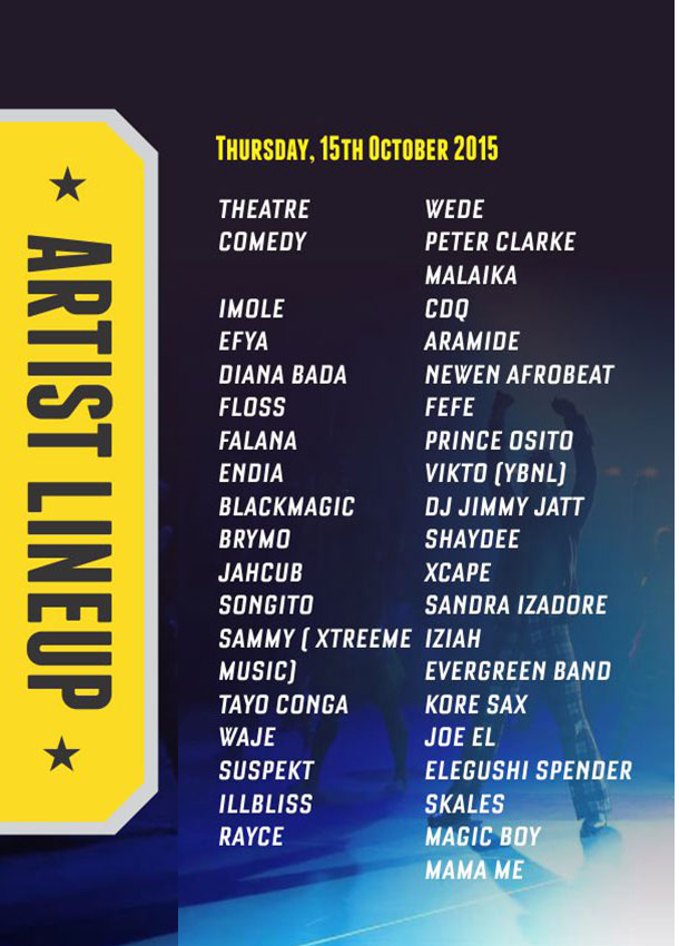 #Felabration Day 4 | See Who Is Performing