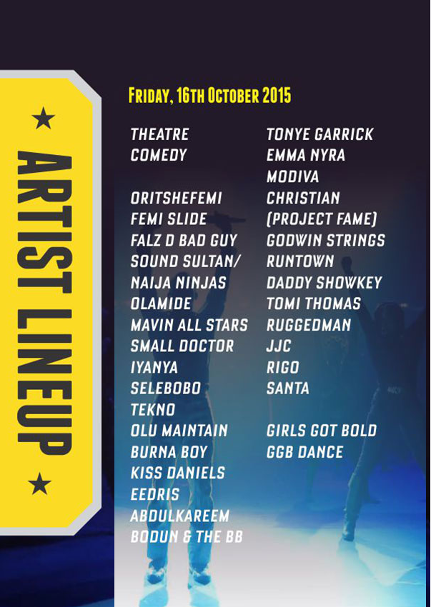 #Felabration Day 5 | See Who Is Performing Today