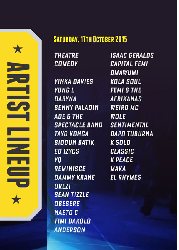 #Felabration Day 6 | See Who Is Performing