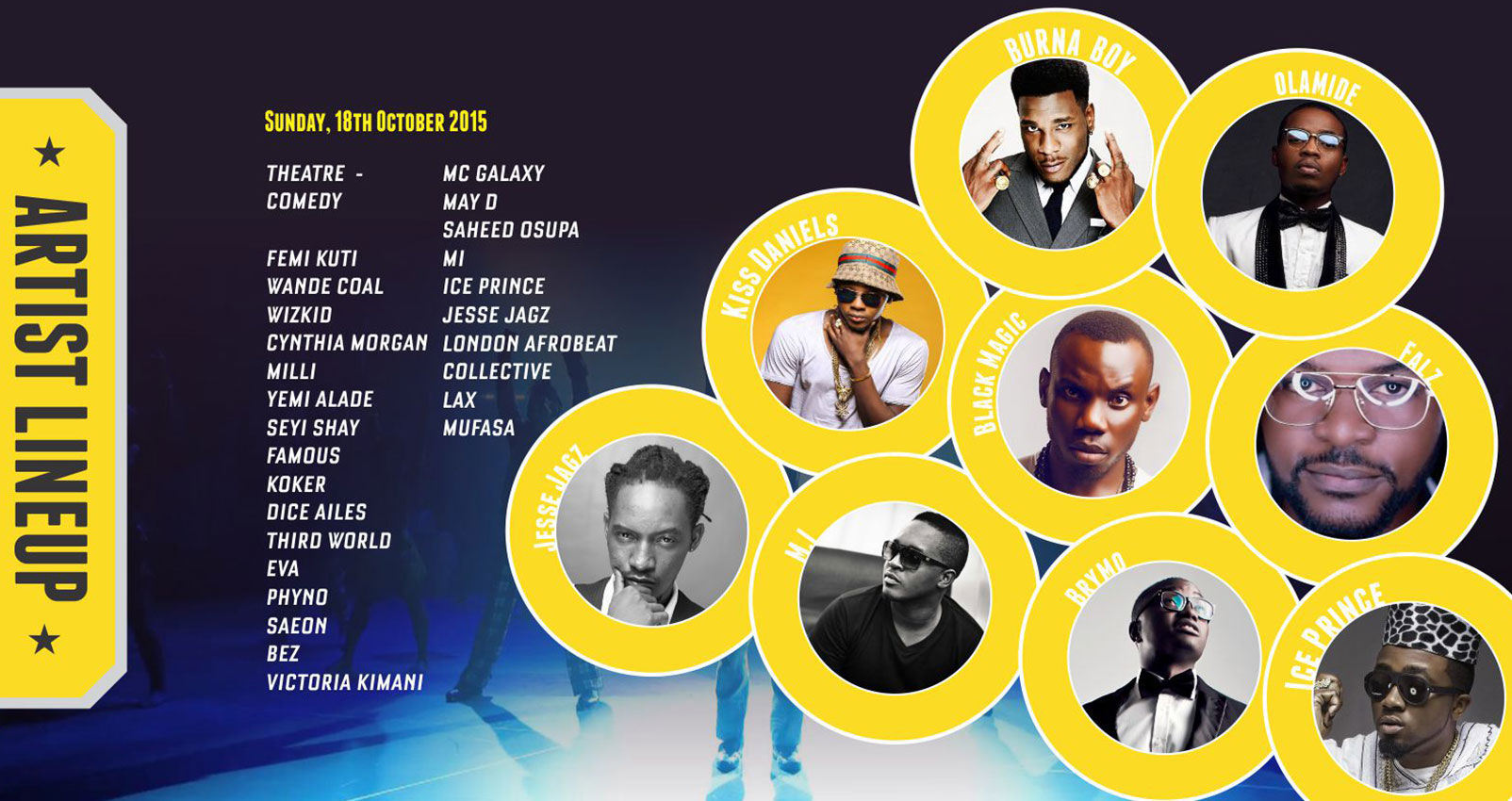 #Felabration Guide | See Who Is Performing Today (Finale)