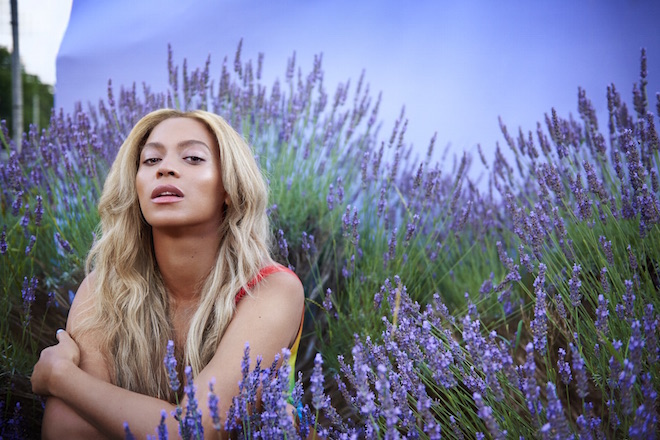 All American: diva, mother, wife, icon, king, queen Beyonce for Beat Magazine
