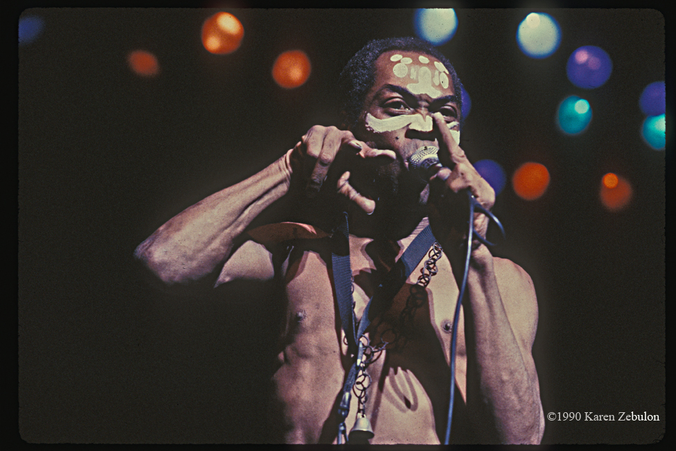 Late At The Library | Livestream Felabration Performances tonight!