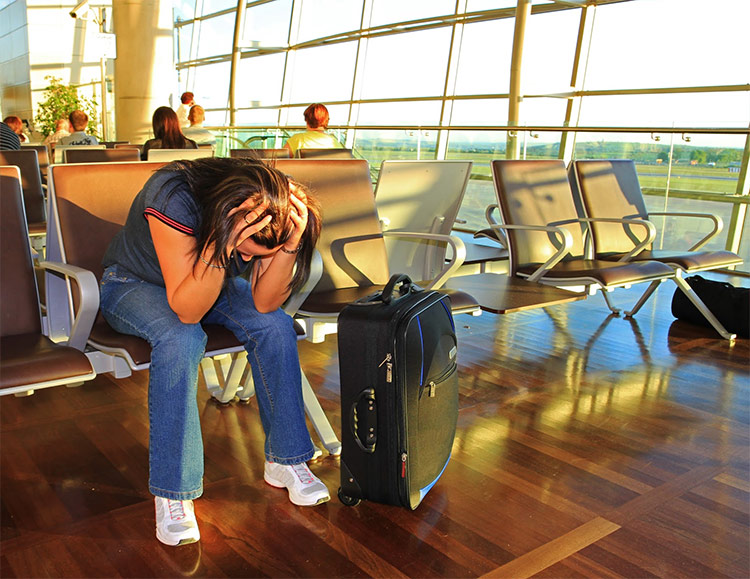 Jovago Travel Tips | Navigating a foreign airport